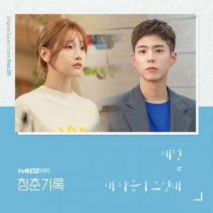 What My Heart Says - セジョン 歌詞和訳&カナルビ OST『青春の記録』