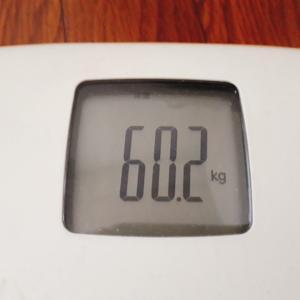 ゲームDEダイエット日記@60.2㎏ 晩御飯に炭水化物を減らすと朝の調子が良い?
