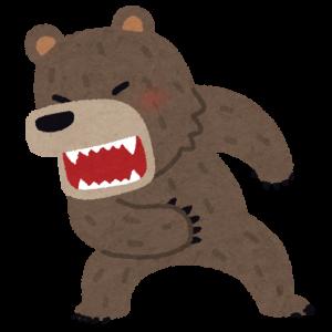 【アメリカ】クマに襲われた女性、ノートパソコンで撃退