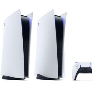 【速報】PS5、発売日11月12日、価格は39980円と49980円に決定