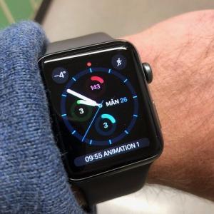 Apple Watchセルラーモデルも買ってしまったワイ、泣く