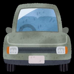 【自動車】中古車もらったけど、どうしよう。傷、臭い