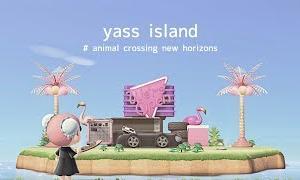 【あつ森】私のもうひとつの島での1日 | 島紹介