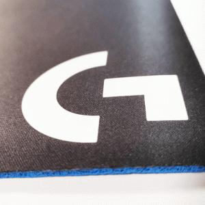 【Logicool G640r レビュー】スベスベな表面で使いやすい!クセのない滑りやすさ。