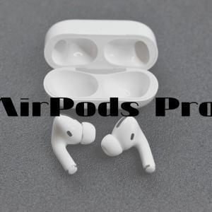 iPhoneSE2でAirPods Proを使ったら最高だったので、感想と操作方法について書きました。
