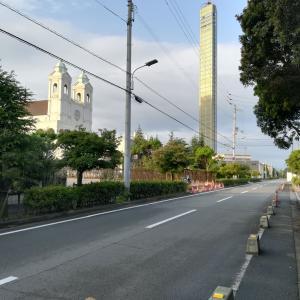 日本一周92日目  錦帯橋~角島を見て福岡へ