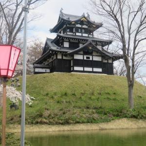 高田城と高田の町
