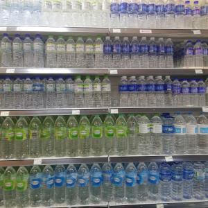 飲み水は有料!〜マレーシア・クアラルンプール
