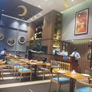 オシャレなアラビック レストラン♪〜マレーシア・クアラルンプール