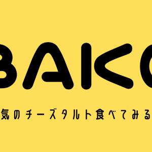 本気のチーズタルト【BAKE】北海道生まれの記憶に残るサクッ、フワッをお試しください