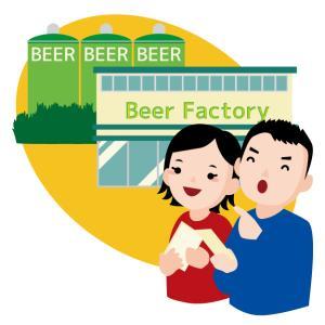 サントリービール武蔵野工場見学で楽しくビールを学べて美味しいビールが飲める
