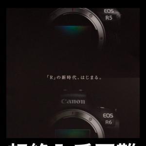 【Canon EOSR5】超絶入手困難