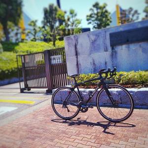ロードバイクと事故とラーメンと・・・