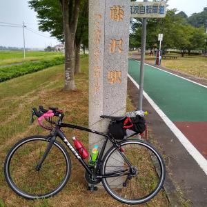 ロードバイクと3連休と猛暑と・・・③