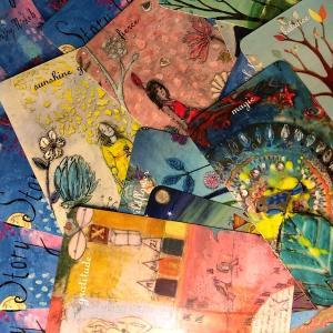 開封♪『Story Cards 』Oracle deck by Cathy Nichols