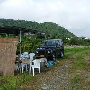 早川・海川にアユ釣り遠征