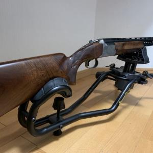 射撃用の銃MS2000所持手続完了