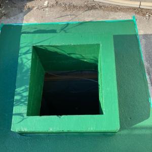 雨漏り防水塗装