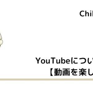 【初心者向け】YouTubeについて解説【動画を楽しもう】