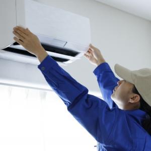 新築にエアコンを持ち込む⁉入居前に要クリーニング!
