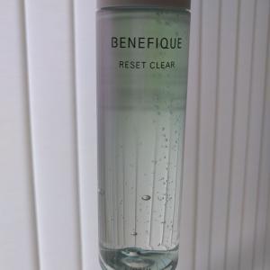 新しく拭き取り化粧水導入