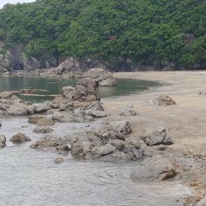 「徳島釣り」美波町(由岐町)でキス狙い、エギング