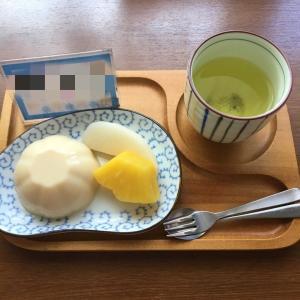 【入院中の食事写真】おやつ編