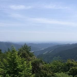 御岳山トレッキング