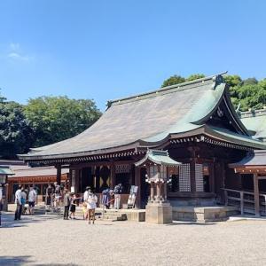 武蔵国一宮『氷川神社』