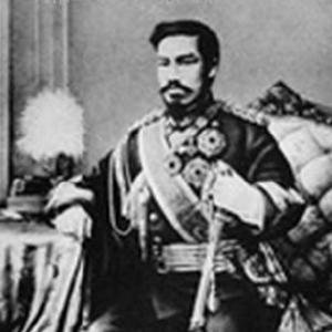 """明治天皇と""""樹悳堂"""" 陣屋、その栄光の歴史"""