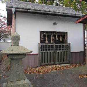加古川町寺家町 大将軍堂  時を超え、今なお地域の人々に崇められる、ミステリアスなお堂 大将軍堂