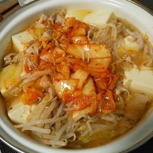 ヨシケイ 豚キムチ鍋