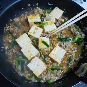 ヨシケイ 麻婆豆腐