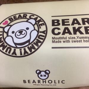 微妙な可愛さ「BearHoric」