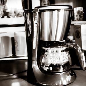 コーヒーメーカーを買い換えてみました。