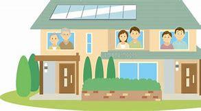 【今の同居人数は10年後も変わらないですか?】~30年の住宅ローンの内何年一緒に暮らせますか~