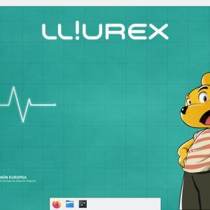 2020.09 スペイン発のUbuntuベースのLliurex 19.07を、Celeron N2830搭載の ECS LIVE STATION LS-4-64で日本語起動