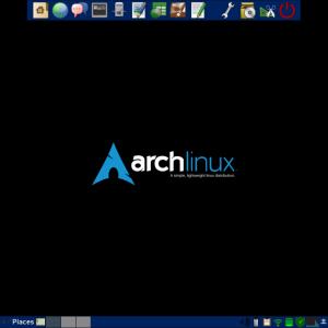 2021.05 超軽量なArch32Pup 20.05は、Arch Linux32ベースのPuppy Linux