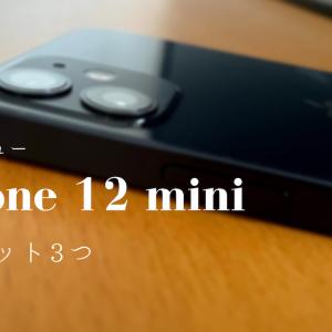 【購入レビュー】iPhone 12 mini のデメリット3つ