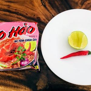 ベトナムの国民的即席麺ハオハオがもっと美味しくなるアレンジ