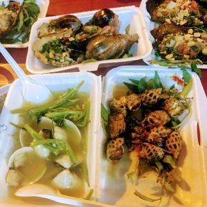 大ぶりの新鮮な貝に大満足!下町の人気貝料理専門店を発見