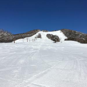 冬の泉ヶ岳スキー場(仙台市)をリフトを使わずに登って滑る!