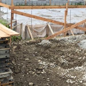 一建設の建売☆着工→基礎工事