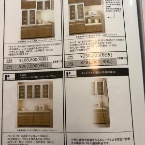 【新居のキッチン】買ったものリスト