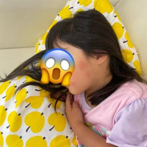 保育園でトラブル!?長女の顔面の腫れ