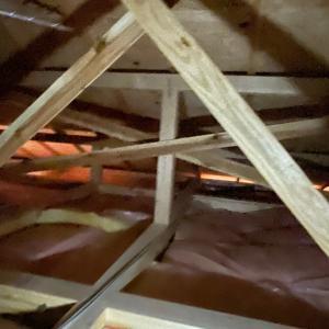 屋根裏部屋の見積り