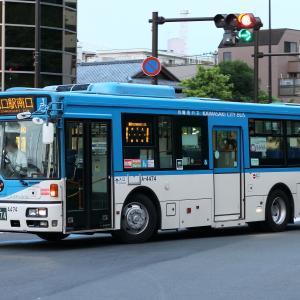 川崎市バス A-4474