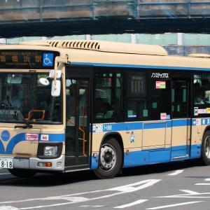 横浜市営バス 7-1818