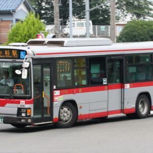 東急バス H8755