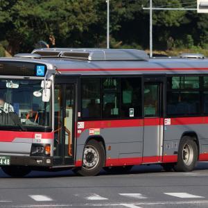 東急バス AO1131
